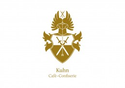 Cafè Kuhn – Corporate Design