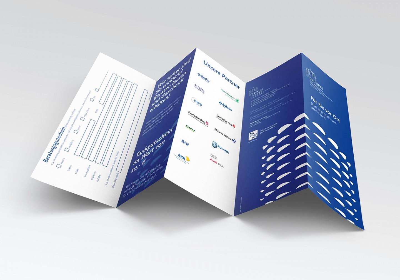 Generalagentur Grundei – Corporate Design