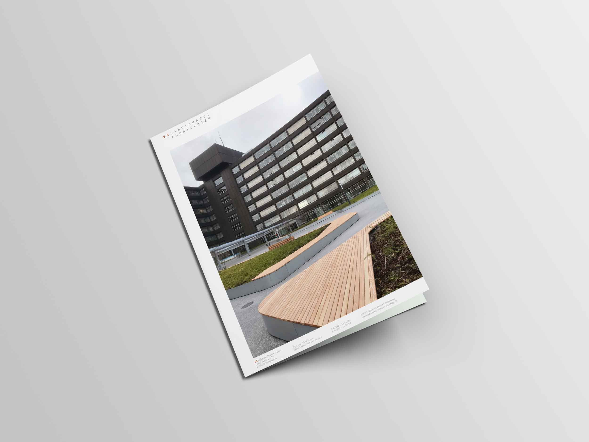 B2 Landschaftsarchitekten Referenzblatt