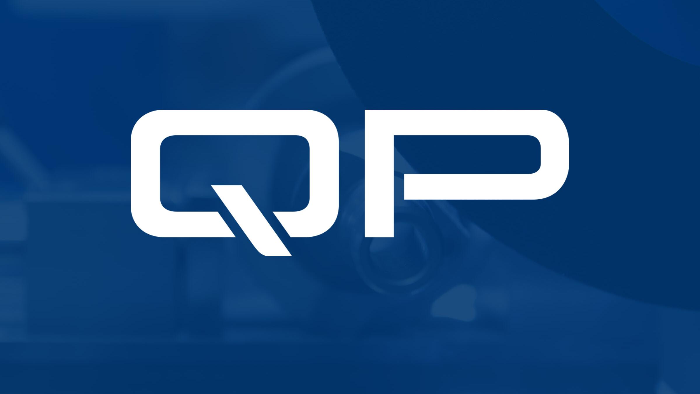 QP Gruppe Corporate Identity