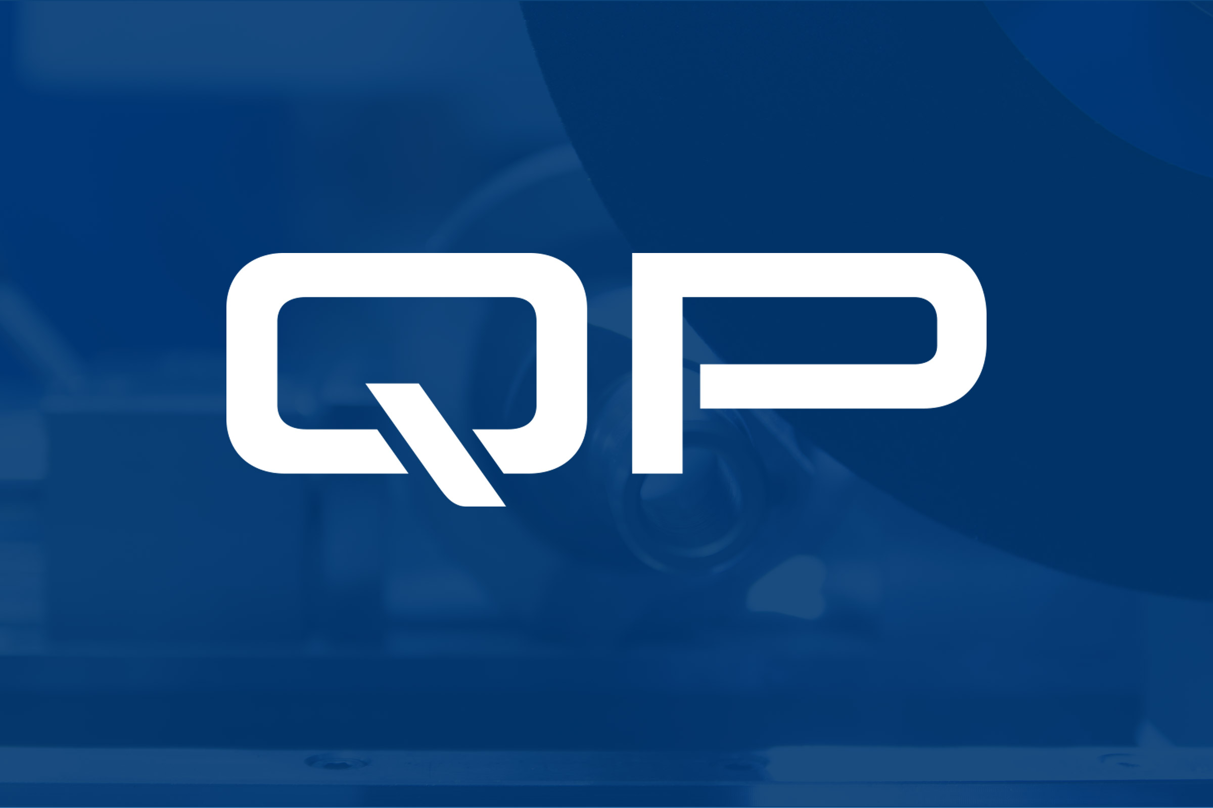 QP Gruppe Corporate Identity