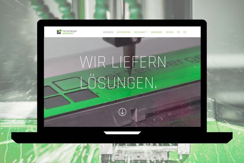 hertenberger solutions website